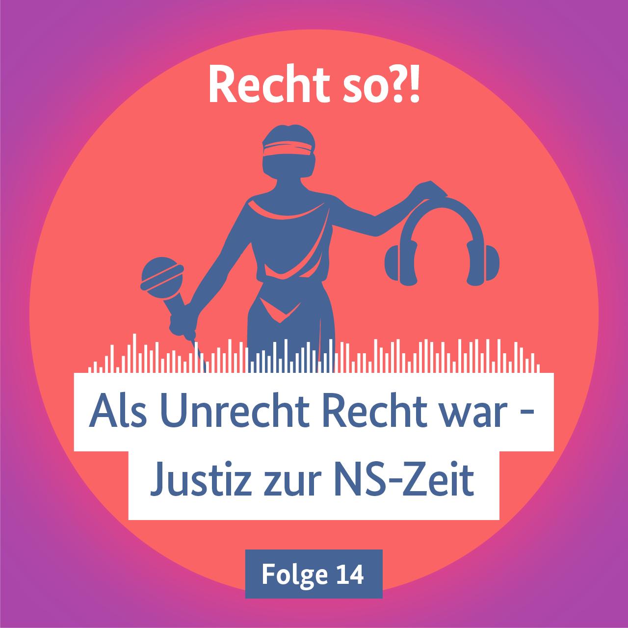 Als Unrecht Recht war – Justiz zur NS-Zeit